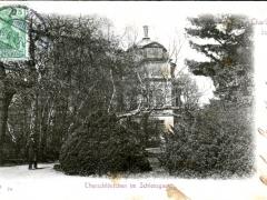 Charlottenburg Theeschlösschen im Schlossgarten