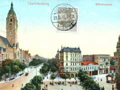 Charlottenburg Wilhelmsplatz