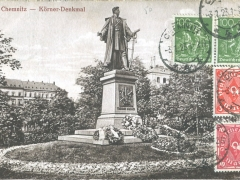 Chemnitz Körner Denkmal