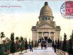 Chemnitz Krematorium