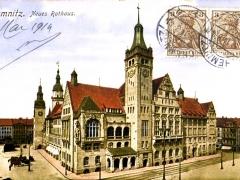 Chemnitz Neues Rathaus
