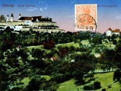 Coburg Veste Coburg Hotel Festungshof