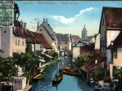 Colmar Klein Venedig