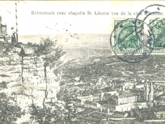 Echternach avec chapelle St Liboire