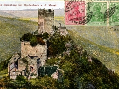 Ehrenburg bei Brodenbach a d Mosel