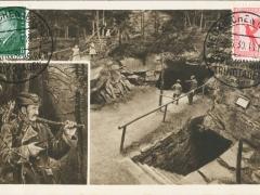Ehrenfriedersdorf Stülpnerhöhle am Greifenstein