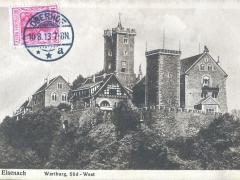 Eisenach Wartburg Süd West