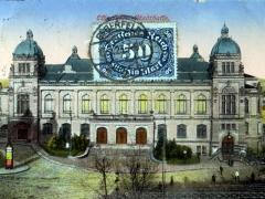 Elberfeld Stadthalle