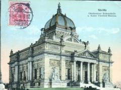 Göritz Oberlausitzer Ruhmeshalle u Kaiser Friedrich Museum