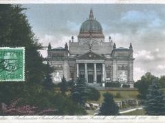 Görlitz Oberlausitzer Gedenkhalle mit Kaiser Friedrich Museum