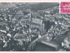 Görlitz Peterskirche mit Neisse