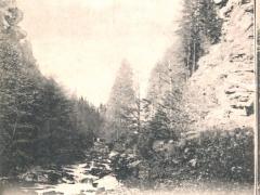 Gabelthal Zwillingsteine Altvatergebirge