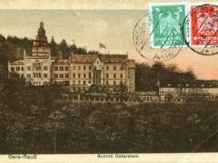 Gera Reuß Schloß Osterstein