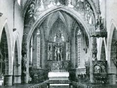 Germersheim Inneres der kath Kirche