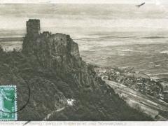 Giersberg Ruine mit Rappoltsweiler