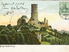 Godesberg Ruine