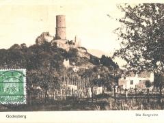 Godesberg die Burgruine