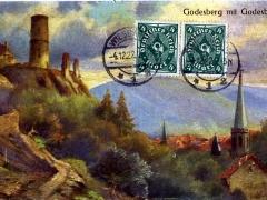 Godesberg mit Godesburg