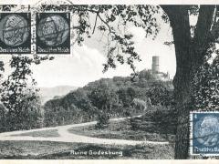 Godesburg Ruine