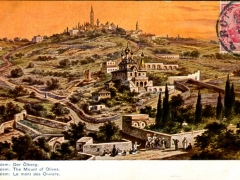 Jerusalem-der-Ölberg