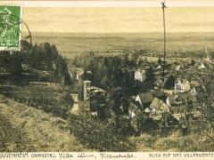 Jugenheim Blick auf das Villenviertel