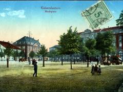 Kaiserslautern Marktplatz