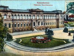 Kaiserslautern Pfälzisches Gewerbemuseum