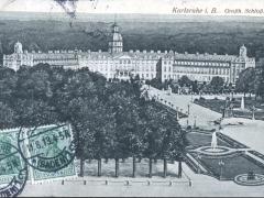 Karlsruhe Grossh Schloss