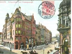 Karlsruhe Hofapotheke und Kaiserpassage