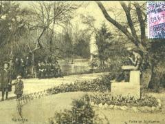 Karlsruhe Partie im Stadtgarten