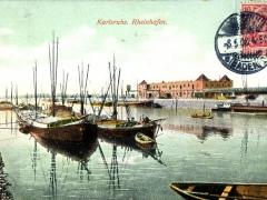Karlsruhe Rheinhafen