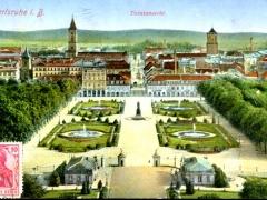 Karlsruhe i B Totalansicht