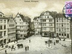 Kassel Altmarkt