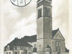 Kehl a Rh Kath Kirche Johannes Nepomuk