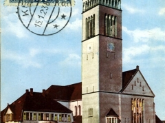 Kehl a Rh Kath Kirche