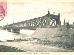 Kehl a Rh Rheinbrücke