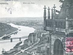 Magdeburg Blick vom Dom