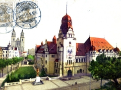 Magdeburg Kaiser Friedrich Museum