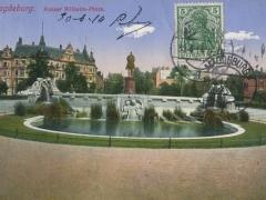 Magdeburg Kaiser Wilhelm Platz