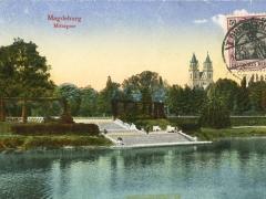 Magdeburg Mittagsee