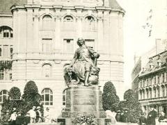 Magdeburg Otto von Guericke Denkmal