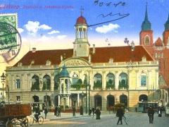 Magedburg Rathaus u Johannis Kirche