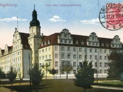 Magedburg das neue Polizeipräsidium