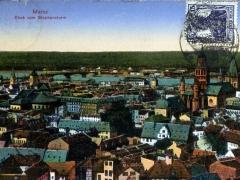 Mainz Blick vom Stephansturm