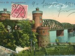 Mainz a Rh Eisenbahnbrücke