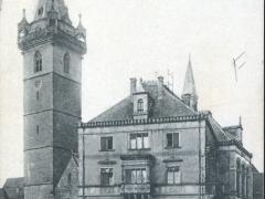 Oberehnheim Kapellturm