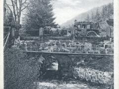 Oberhof i Thür Partie a Silbergrund