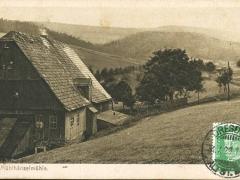 Oberwiesenthal die Mühlhänselmühle