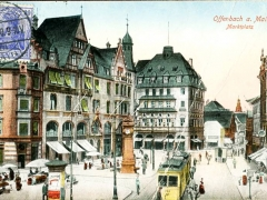 Offenbach Main Marktplatz