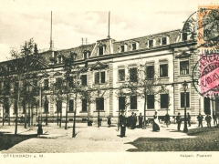Offenbach Main kaiserl Postamt